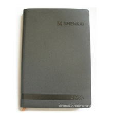 Grey Cover Customized Notebook, Loose-Leaf Notebook for Office